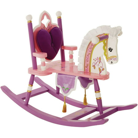 Wildkin Princess Rocking Horse