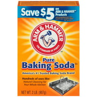 Arm & Hammer Pure Baking Soda, 2 lb