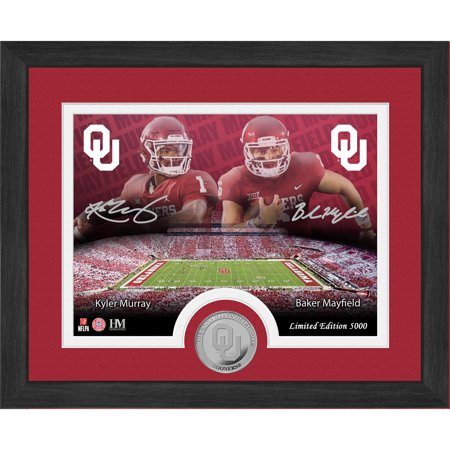 separation shoes 730c4 90d80 Oklahoma Sooners Baker Mayfield Poster
