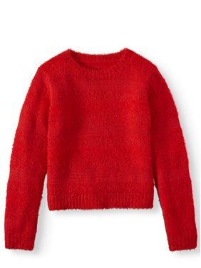 Wonder Nation Girls Sweater