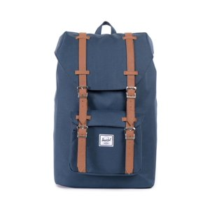 Herschel Supply Co. 10020-00007: Mid Volume Little America Navy Unisex Backpack