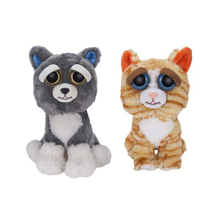 Feisty Pets Sammy Suckerpunch and Princess Pottymouth 2-Pack