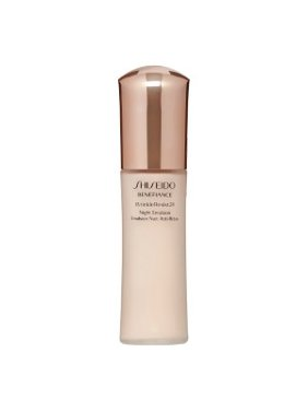 Shiseido Benefiance Wrinkle Resist 24 Night Emulsion, 2.5 Oz
