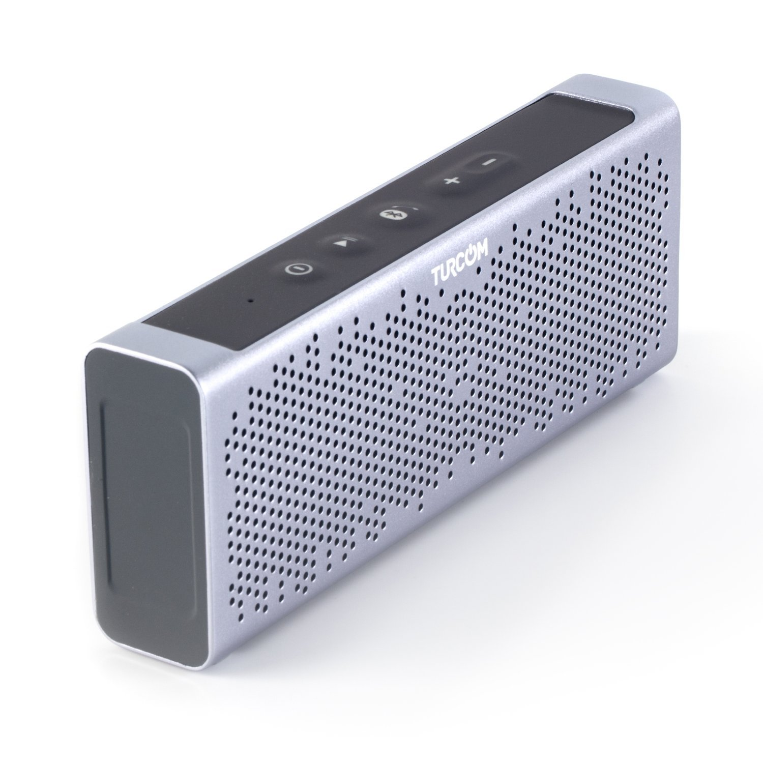 Turcom Titan Bluetooth Speaker Mini Speaker, Dual Speakers 10 Watt