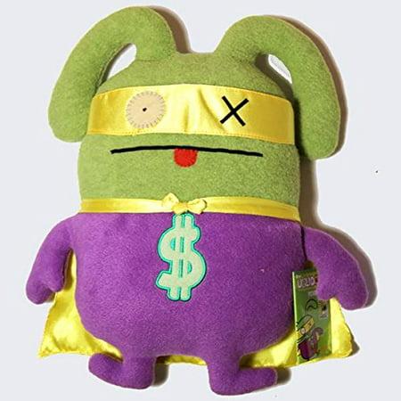 Ugly Doll Classic Plush Doll, Power Ox (Uglydoll Ox)