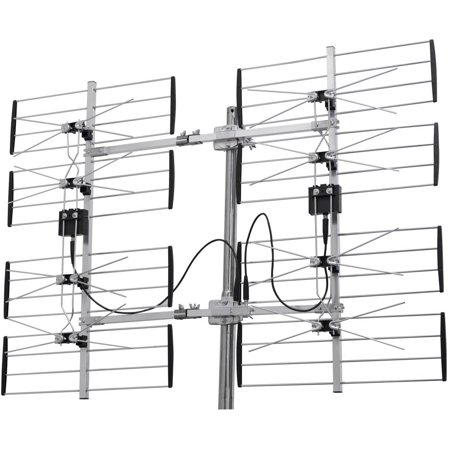 Digiwave 8 Bay Ultra-Clear Digital Outdoor TV Antenna