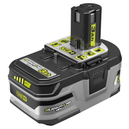 Ryobi P191 ONE+ Lithium+ HP Battery Pack - 3Ah Extended Capacity