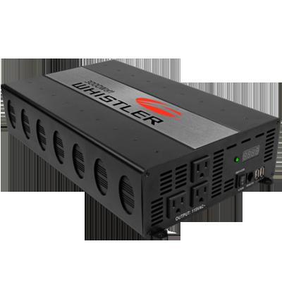 The Whistler Group XP3000i Inverter, 3000W, 12V, Hardwired