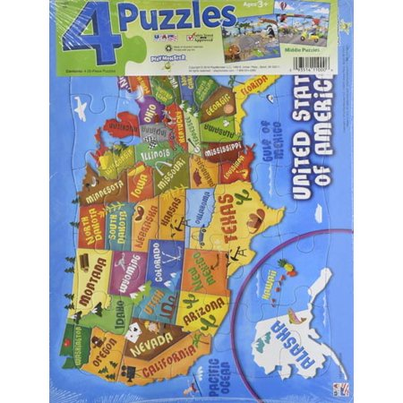 4-Pack Picture Puzzle