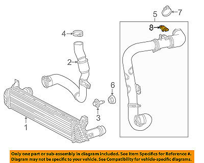 Dodge Chrysler Oem Turbo Turbocharger Intercoolerpressure Sensor. Dodge Chrysler Oem Turbo Turbocharger Intercoolerpressure Sensor 68137978aa. Wiring. Intercooler Engine With Turbocharger Diagram At Scoala.co