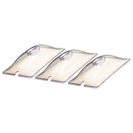 Broil King CL-3 Third Sized Clear Lids for Buffet Server, Set of 3 (Broil King Buffet)