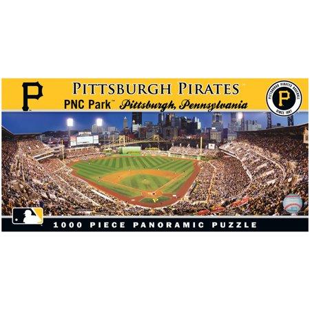 MasterPieces Pittsburgh Pirates 1000PC Panoramic Puzzle