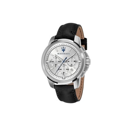 Maserati Watch R8871621008 Successo Chronograph, 24-Hour Display, Date Window-Black / Stainless Steel - image 5 of 5