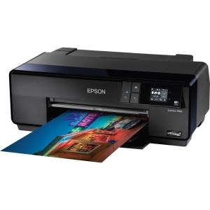 """Epson SureColor P600 Inkjet Printer - Color - 5760 x 1440 dpi Print - Photo/Disc Print - Desktop - Photo, A4, Letter, B, A3, Super B, ... - 4"""", 8.30"""", 8.50"""", 11"""", 12"""", 11"""", 11.70"""", 3.50"""","""