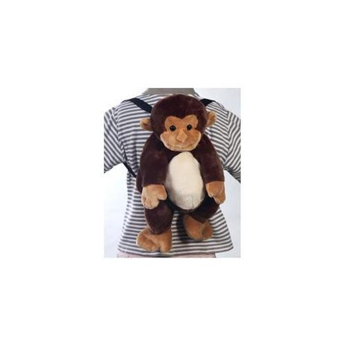 DDI 1265554 16 inch Monkey Backpack Case Of 12