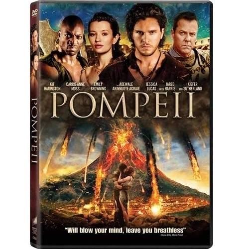 Pompeii (2014) (With INSTAWATCH) (With INSTAWATCH) (Widescreen)