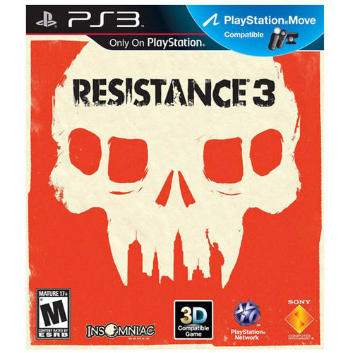 Resistance 3 (PS3) - Pre-Owned
