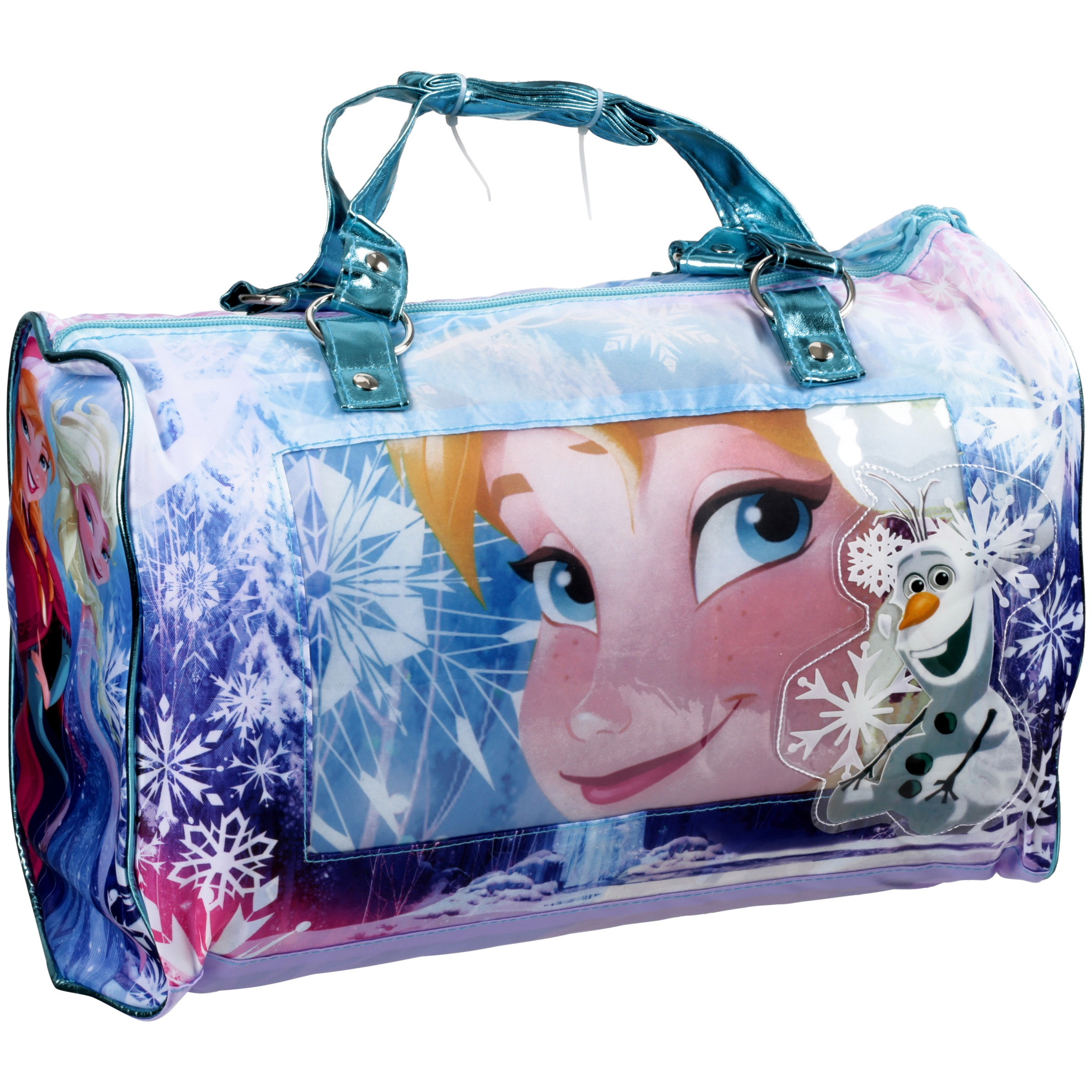 Disney Frozen Sleepover Slumber Nap Mat with Purse and Bonus Eye Mask