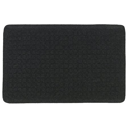 Andersen 4443012232 Get Fit Stand Up 4443 Anti-Fatigue Mat for Dry Areas, 22' x 32', 5/8' Thickness, Coal (Surface Anti Fatigue Dry Area)