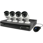 Swann SWNVK-873004-US 8-Channel 1080p NVR with 4 Security Cameras