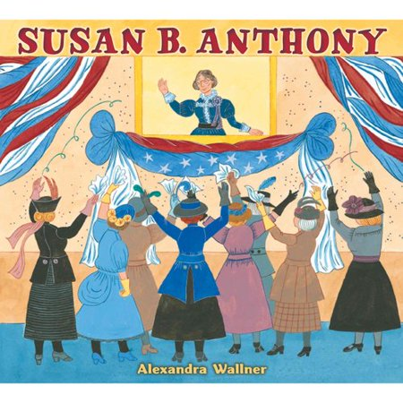 Susan B. Anthony by