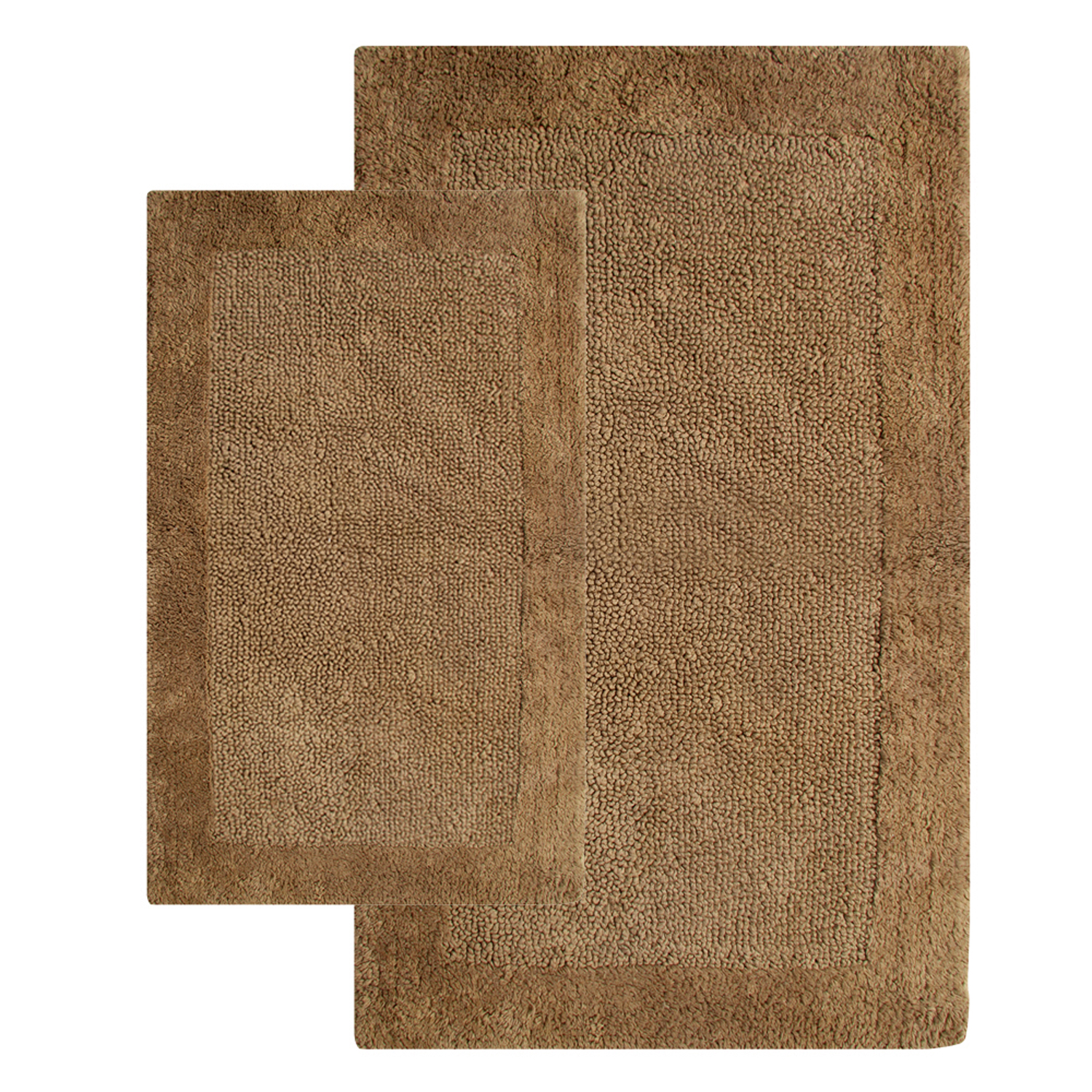 2-Piece Bella Napoli Bath Rug Set