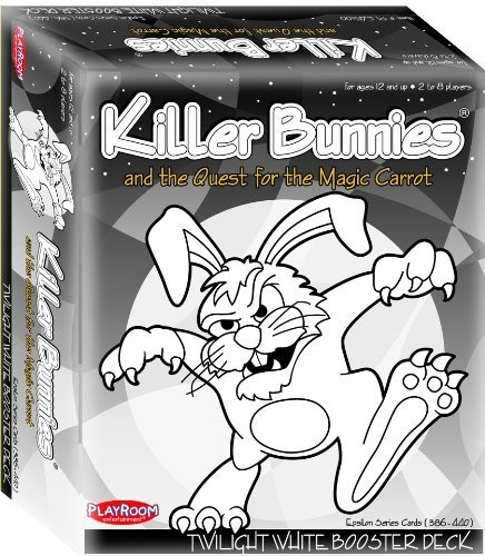Playroom Entertainment - Killer Bunnies Quest White Booster Game