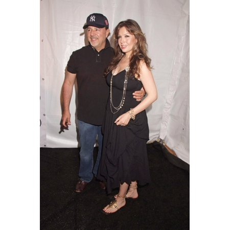 Tommy Mottola Thalia Sodi In Attendance For Hampton Social Concert With Billy Joel The Ross School East Hampton Ny August 04 2007 Photo By Rob RichEverett Collection Celebrity](Rob Ross Painter)