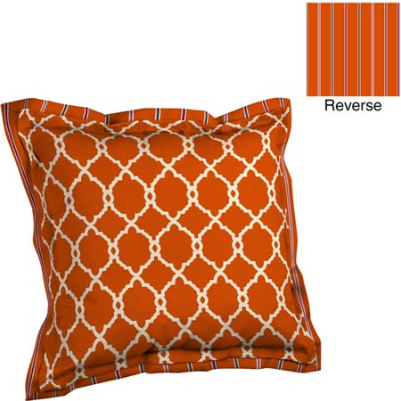 Better Homes And Gardens Deep Seat Pillow Back With Flange Outdoor Cushion Outdoor Trellis