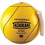 Tachikara STBR Top-Grade Rubber Tetherball, Blue