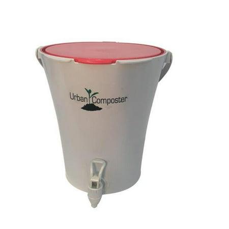 Exaco Trading 2.1 Gallon Urban Composter Kit- Small ()
