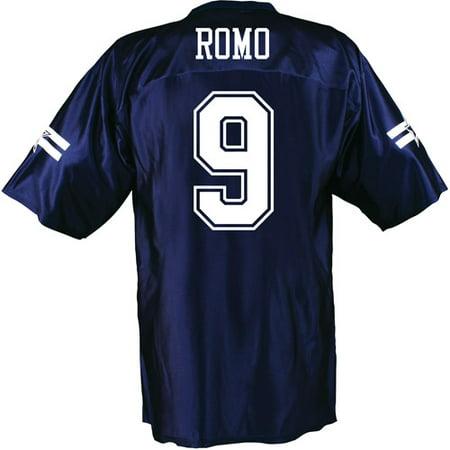 1cd004bc8 NFL - Men s Dallas Cowboys  9 Tony Romo Jersey - Walmart.com