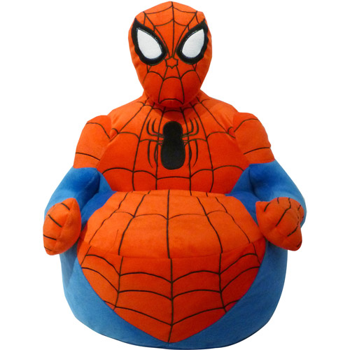 Marvel Spider-Man Figural Bean Bag Chair