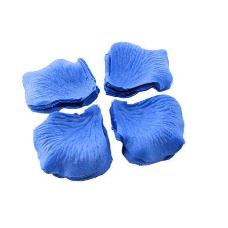 Wedding Party Bridal Table Cotton Blend Petal Decorations Blue 100pcs](Party Table Decoration Ideas)