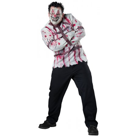 Circus Psycho Adult Costume - XX-Large](Circus Theme Costume)