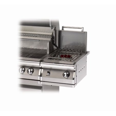 Portable Side Burner Kit for Legacy Grill Cart - Natural Gas