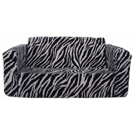 toddler flip sofa zebra - Toddler Sofa