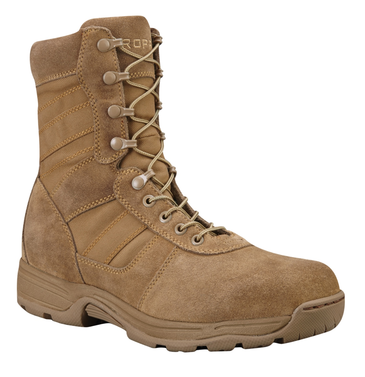 "Propper Mens Water-Resistant Suede Upper Series 100 8"" Boots NEW"
