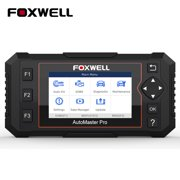 Foxwell NT614 OBD2 Scanner EPB Oil Service Reset ABS Airbag (SRS) Transmission Check Engine Light Code Reader Clear Error Codes OBDII Automotive Diagnostic Scan Tool