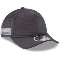 Orlando Magic New Era Authentics Training 9TWENTY Adjustable Hat - Graphite - OSFA