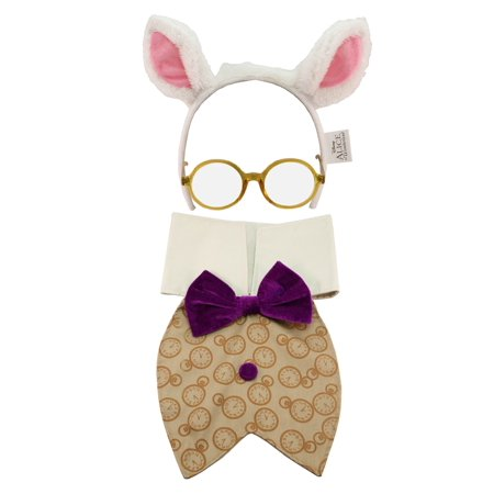 Alice in Wonderland White Rabbit Kit - Alice In Wonderland Costume White Rabbit