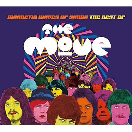 Magnetic Waves Of Sound: Best Of The Move (CD) (Includes DVD) (Remaster)