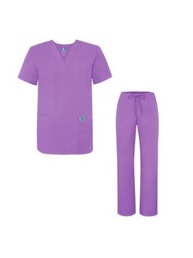 53d3b8cb2a1 Product Image Adar Universal Medical Scrubs Set Medical Uniforms - Unisex  Fit - 701 - SSP - 3X