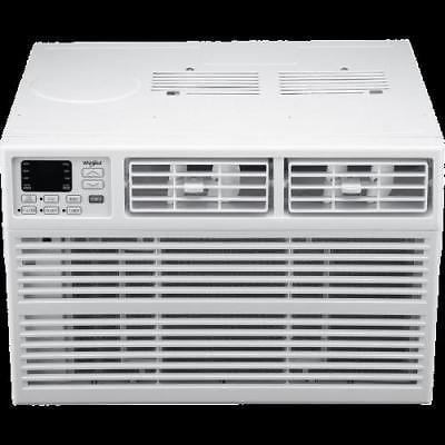 Whirlpool 8000 BTU Window Air Conditioner w/ Electronic Controls (WHAW081BW)