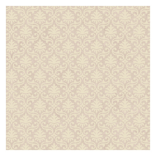 York Wallcoverings Heritage Home 27' x 27'' Damask Distressed Wallpaper