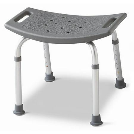 Medline height adjustable bath bench