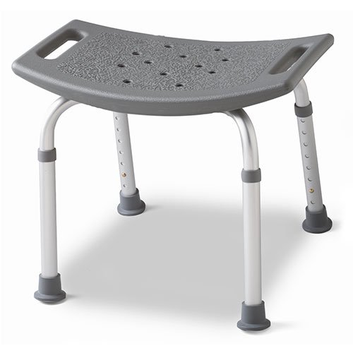 Medline height adjustable bath bench
