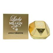 Paco Rabanne Lady Million Perfume for Women, 1.7 Oz