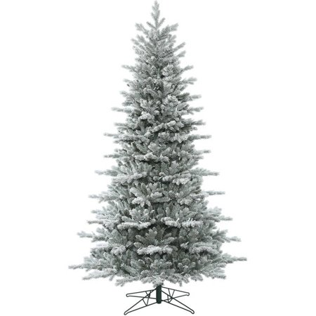 vickerman 65 frosted eastern frasier fir artificial christmas tree