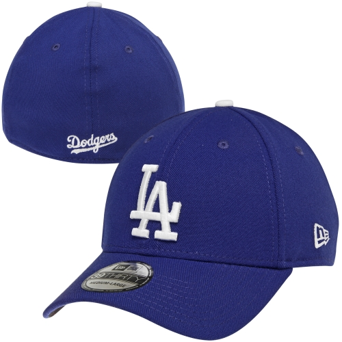New Era Los Angeles Dodgers MLB Team Classic 39THIRTY Flex Hat - Royal